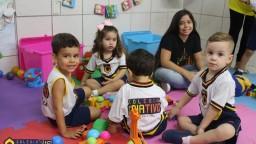 Adaptação escolar - Volta às Aulas Ed. Infantil