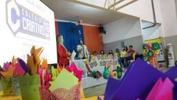 Reunião Geral de Pais e Mestres - Da Ed. Infantil ao Ensino Médio.