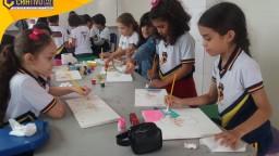 """Artes gráficas da Páscoa - 3º ano """"A"""""""