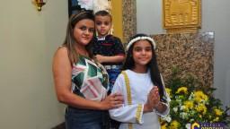 1º Eucaristia 2019