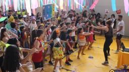 Carnaval do Fund. II e Ensino Médio