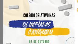 Colégio Criativo participa das Olímpiadas Canguru