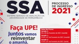 Período de inscrição UPE - Seriado