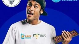 Instituto Neymar Jr. em parceria com o SuperCérebro